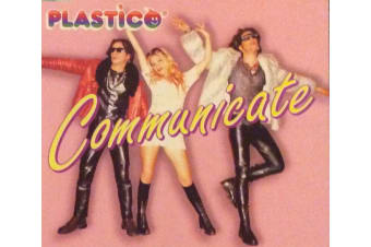 Plastico – Communicate PRE-OWNED CD: DISC LIKE NEW