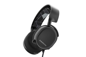 SteelSeries Arctis 3 Gaming Headset (Black)