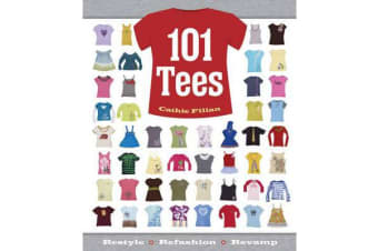 101 Tees - Restyle + Refashion + Revamp