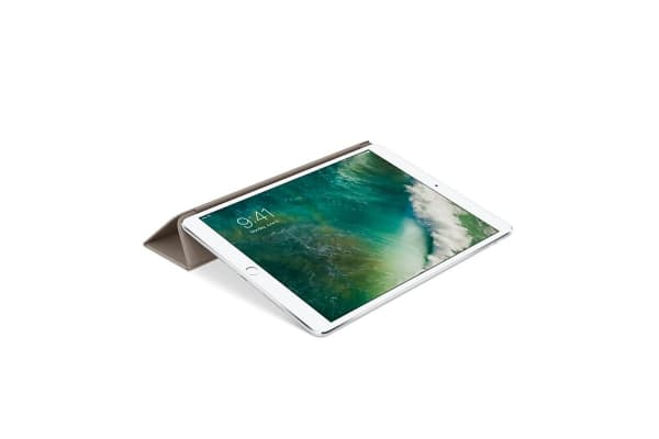 """Apple Leather Smart Cover for 10.5"""" iPad Pro (Taupe)"""
