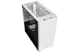 Corsair Carbide 275R White ATX Mid-Tower Case. Side Window. Two Years Warranty