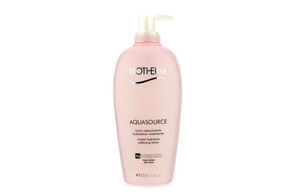 Biotherm Aquasource Instant Hydration Softening Lotion (For Dry Skin) (400ml/13.52oz)