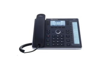 AudioCodes SFB 440HD IP-Phone POE GBE Black