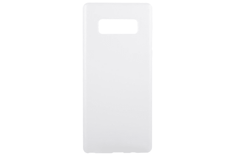 For Samsung Galaxy Note 8 Case Ultra-thin Frosted Durable Protective Cover White