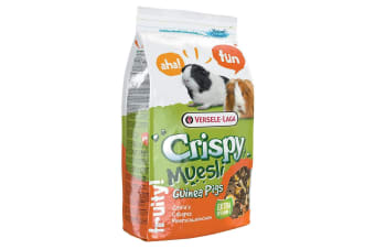 Versele Laga Crispy Muesli For Guinea Pigs (May Vary)