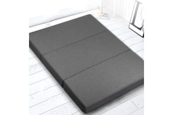Giselle Double Folding Mattress Foam Portable Sofa Bed Mat Lounge