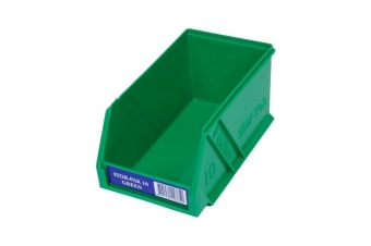 Small Storage Drawer Green Stor-Pak Containers