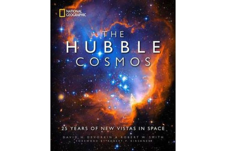 The Hubble Cosmos - 25 Years of New Vistas in Space