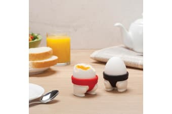 Sumo Eggs Peleg Design Egg Cups Eggcups Soldiers Wrestlers