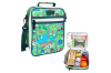 NEW Sachi Insulated Junior Lunch Tote City Travel Bags Carry Box Cooler