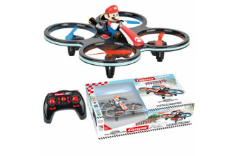 Carrera RC Quadrocopter Mini Mario Copter 2.4 GHz DP