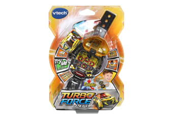 VTech Turbo Force Racers in Yellow
