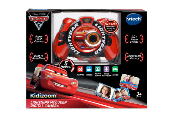 VTech Lightning McQueen Digital Camera