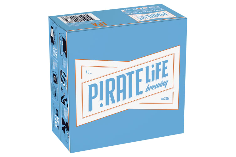 Pirate Life India Pale Ale 16 x 355mL
