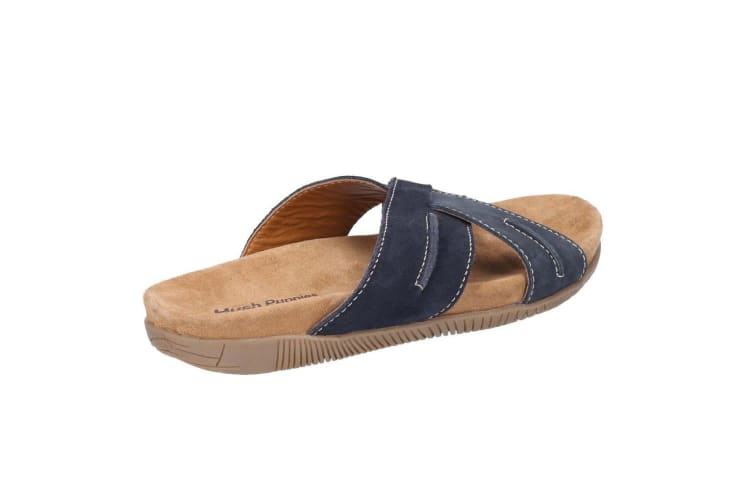 Hush Puppies Mens Gizmo Slip On Sandals (Navy/Blue) (9 UK)