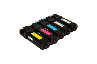 C1110 Series Generic Toner Set Plus Extra Black
