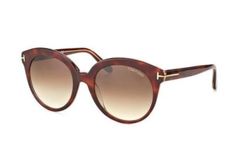 Tom Ford FT0429 - Havana (Brown Shaded lens) Womens Sunglasses