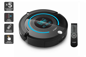 Kogan R30 UltraClean Robot Vacuum with Mopping Function