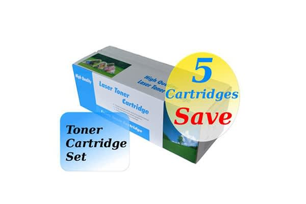 TN-2150 Premium Generic Toner (Five Pack)