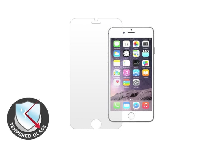 buy popular e61a5 451f8 Premium Tempered Glass Screen Protector for iPhone 6/6s