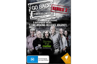 GO BACK: TO WHERE YOU CAME FROM 2 - Region All Rare- Aus Stock DVD NEW
