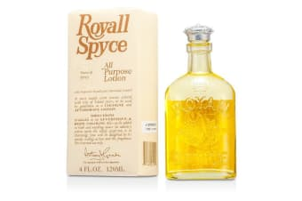 Royall Fragrances Royall Spyce Aftershave Lotion Cologne Spray 120ml/4oz