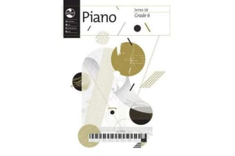 Piano Series 18 Grade Book - Grade 6