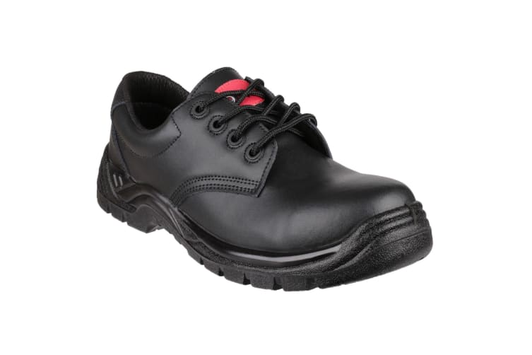 Centek Mens FS311C Composite S3 SRC Safety Shoes (Black) (4 UK)