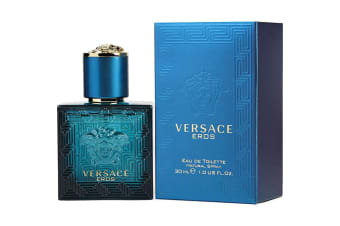 Versace Versace Eros Eau De Toilette Spray 30ml