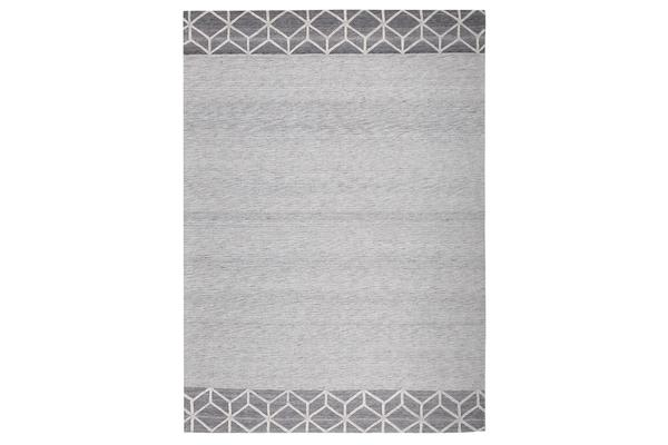 Winter Grey Pulse Modern Rug 225X155cm