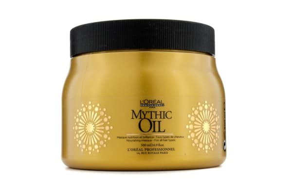 L'Oreal Professionnel Mythic Oil Nourishing Masque (For All Hair Types) (500ml/16.9oz)