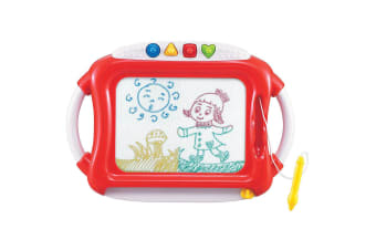 First Classroom Colour Doodle Magnetic Drawing Board