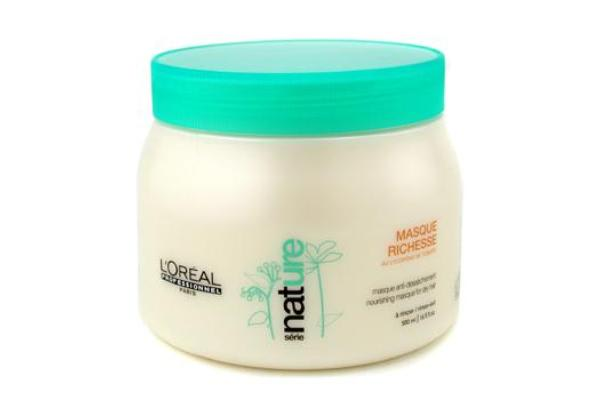 L'Oreal Professionnel Nature Serie - Richesse Masque (For Dry Hair) (500ml/16.5oz)