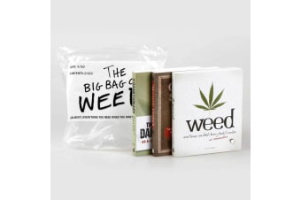The Big Bag Of Weed - Novelty Stoners Guide Book Set