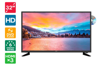 "Kogan 32"" LED TV & DVD Combo (Series 6, EH6200)"