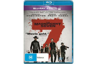 The Magnificent Seven Blu-ray Region B