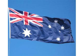 6.0m Flag Pole Full Set / Kit w Australian Flag