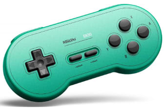 8Bitdo SN30 Wireless Bluetooth Gamepad - GP Green Edition