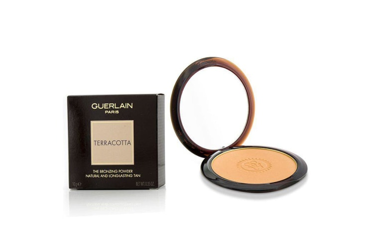 Guerlain Terracotta The Bronzing Powder (Natural & Long Lasting Tan) - No. 00 Light Blondes 10g/0.35oz