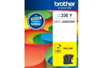 Brother LC23EY Ink Cartridge - Yellow