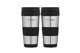 Thermos Thermocafe 420ml Travel Mug - Pack Of 2