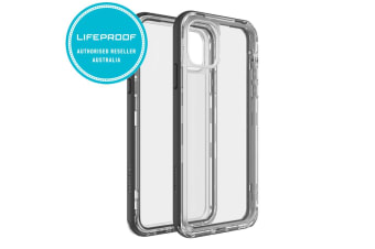 Lifeproof Next Rugged  Shockproof Cover/Case for iPhone 11 Pro Max Black Clear