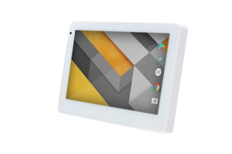 "Arkin TOUCH 7"" POE UNIVERSAL TOUCH SCREEN WTH WALL MOUNT WHITE"