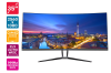 "Kogan 35"" Curved 21:9 Ultrawide 144Hz FreeSync Gaming Monitor"