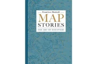 Map Stories - The Art of Discovery