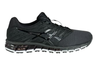more photos c7ba3 9cebb ASICS Women s Gel-Quantum 180 2 MX Running Shoe (Phantom Black White