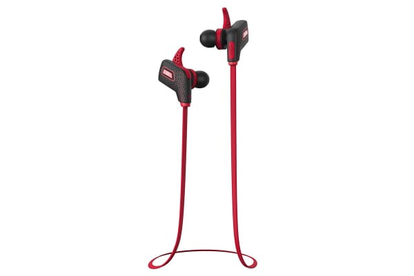 BlueAnt Pump LITE2 In Ear Noise Cancelling Sports Earphones - Red