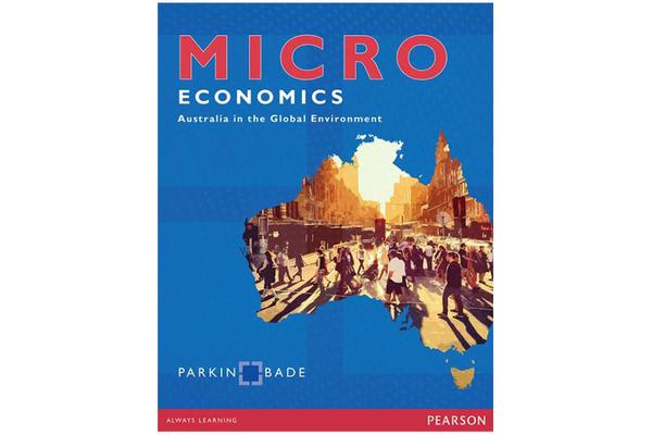 Microeconomics - Australia in the Global Environment