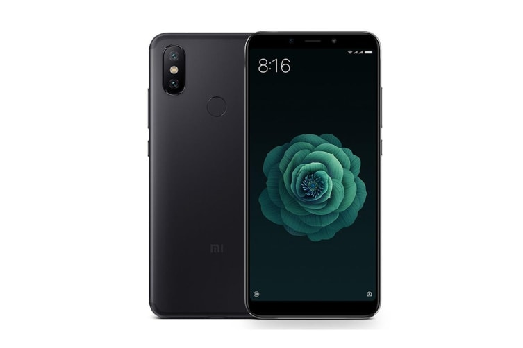 Xiaomi Mi A2 (64GB, Black) - Global Model