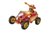 Lego Compatible MetaMorph Elite Blocks (Light Up Racing Car)